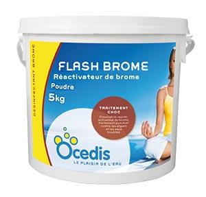 Ocedis Flash brome 1kg (325001010) ou 5 kg (325001050)
