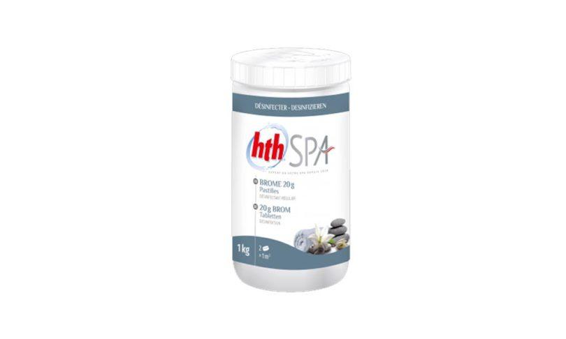 HTH Spa brome pastille