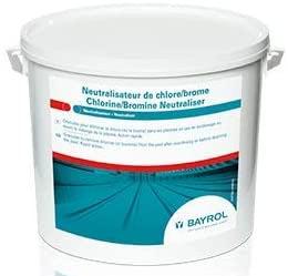 Neutralisateur chlore ou brome Bayrol